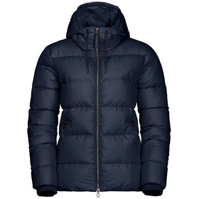 Jack Wolfskin Crystal Palace Jas Dames, midnight blue